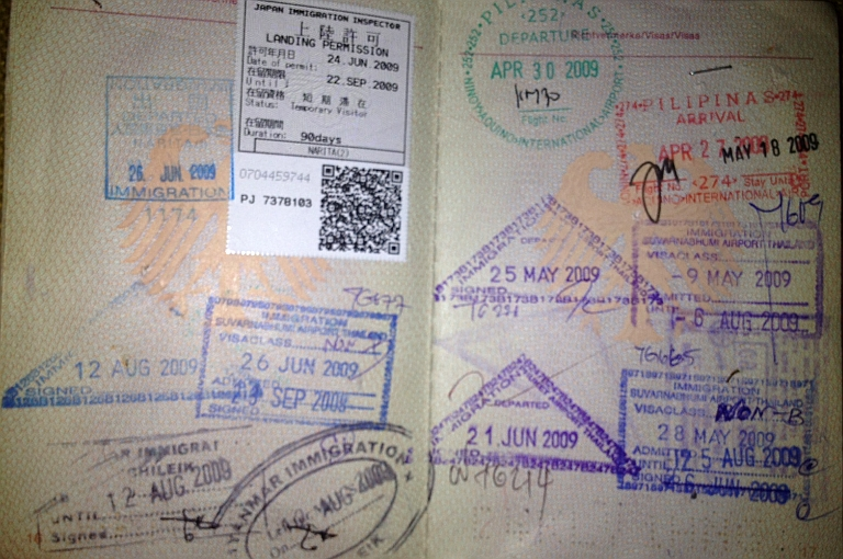 langfristiges visum fuer thailand